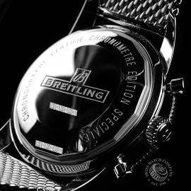 BR21864S Breitling Superocean Heritage 46 Chronograph Close9