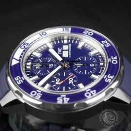 IW22475S IWC Aquatimer Chrono Close 6