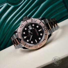 RO21675S Rolex Yachtmaster Close10