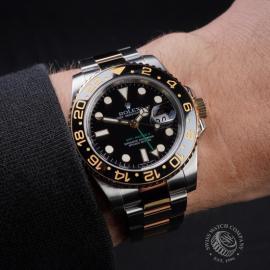 RO22280S Rolex GMT-Master II Wrist
