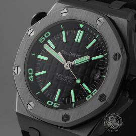 AP21771S Audemars Piguet Royal Oak Offshore Diver Close1