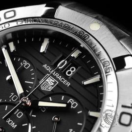 TA22125S Tag Heuer Aquaracer Chronograph Close3