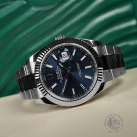 RO22477S Rolex Datejust 41 Unworn Close10