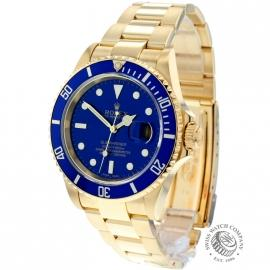 Rolex Submariner Date 18ct