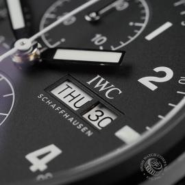 IW1955P IWC Pilots Chronograph Limited Edition Close5 1