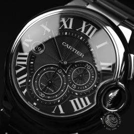 CA20853S Cartier Ballon Bleu Chronograph Extra Large Size Close2
