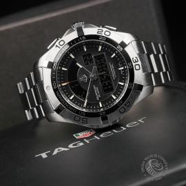 TA22306S Tag Heuer Aquaracer Chronotimer Close10