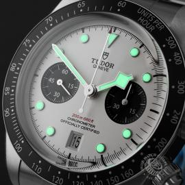 TU22354S Tudor Black Bay Chronograph Unworn Close1