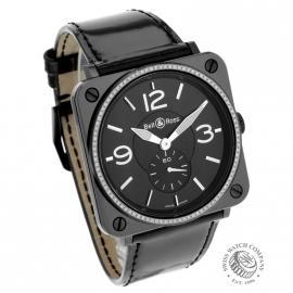 14494S Bell & Ross BR-S Black Ceramic Dial