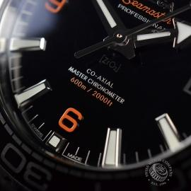 OM21393S Omega Planet Ocean Co-Axial Master Chronometer Close6