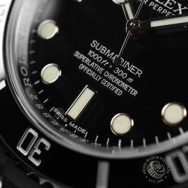 RO21285S Rolex Submariner Non Date Close6 1