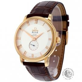 Omega De Ville Prestige Co Axial 18ct Rose Gold