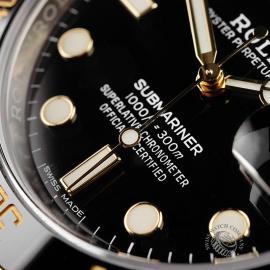 RO1941P Rolex Submariner Date Unworn Close6