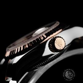 RO22235S Rolex Ladies Datejust Close8