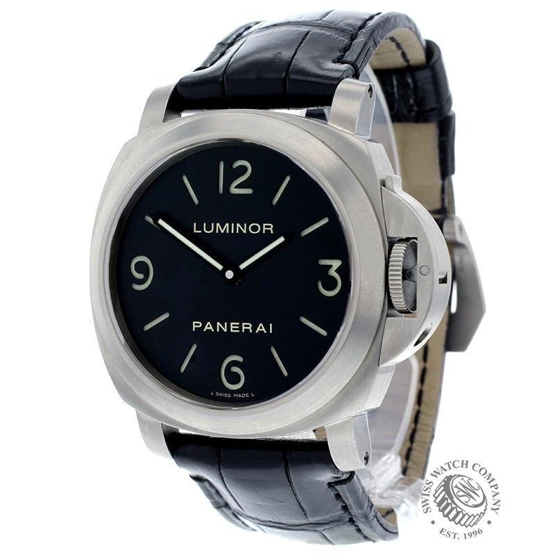 Panerai Luminor Base Titanium