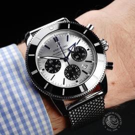 BR22150S Breitling Superocean Heritage II Chronogaph Wrist