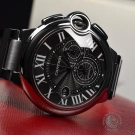 CA20853S Cartier Ballon Bleu Chronograph Extra Large Size Close1