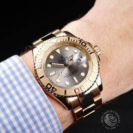 RO22152S Rolex Yacht-Master 40 Wrist