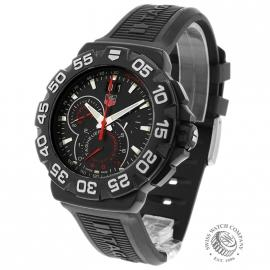 TA20788S Tag Heuer Formula 1 Chronograph PVD Back 1