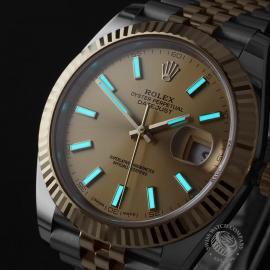 RO22160S Rolex Datejust 41 Close1