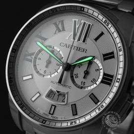 CA22200S Cartier Calibre de Cartier Chronograph Close1