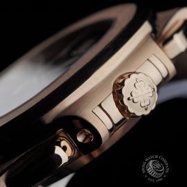 PK22578S Patek Philippe Nautilus Chronograph Rose Gold Close7