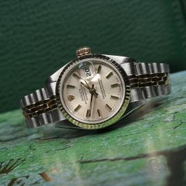 RO22241S Rolex Ladies Datejust Close11