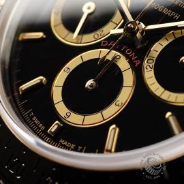 RO1901P Rolex Cosmograph Daytona 'Zenith' Close4 1