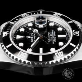 RO22466S Rolex Submariner Date Close 6
