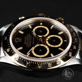 RO1901P Rolex Cosmograph Daytona 'Zenith' Close6