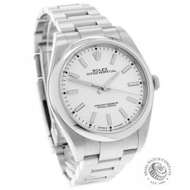 RO22679S Rolex Oyster Perpetual 39 Dial