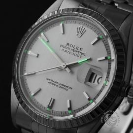 RO1921P Rolex Vintage Datejust 36 Close1