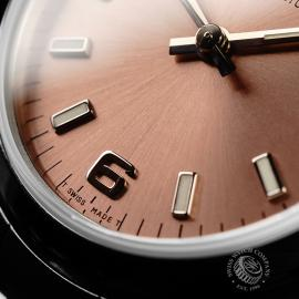 RO21830S Rolex Mid Size Oyster Perpetual Close4