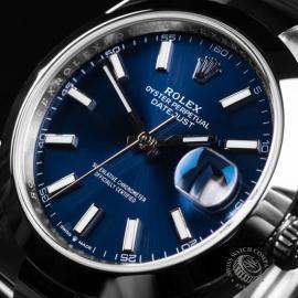 RO22399 Rolex Datejust 41 Close 2
