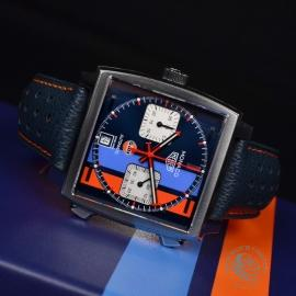 Tag Heuer Monaco Calibre 11 Gulf Limited Edition Close10