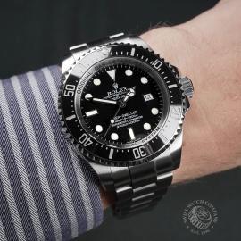 RO22432S Rolex Sea Dweller DEEPSEA MK1 Wrist