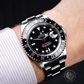 RO21811S Rolex GMT-Master II Wrist