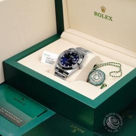 RO22305S Rolex Datejust 41 Unworn Box