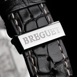 BG21908S Breguet Type XXI Flyback Chronograph Close8