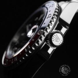 RO21783S Rolex GMT Master II BLRO Close7