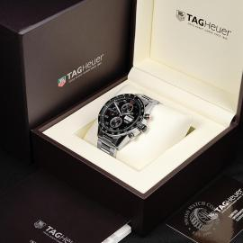 TA21839S Tag Heuer Carrera Calibre 16 Day Date Box