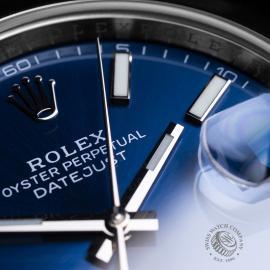 RO22076S Rolex Datejust 41 Unworn Close5 1