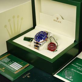 RO21898S Rolex Submariner Date Box