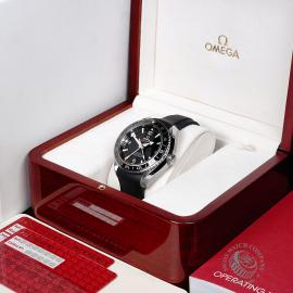 OM21785S Omega Seamaster Planet Ocean Co-Axial GMT Box