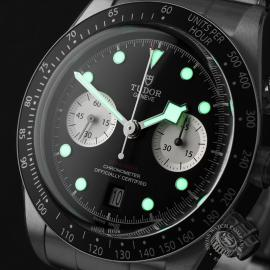 TU22343S Tudor Black Bay Chronograph Unworn Close1