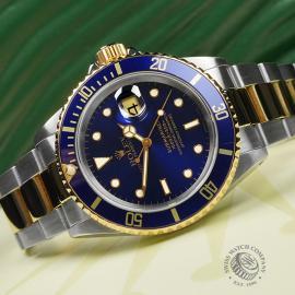 RO22727S Rolex Submariner Date Close3