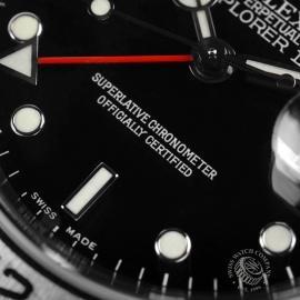 21351S Rolex Explorer II Close8