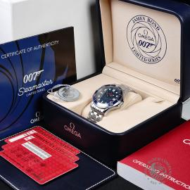 OM21781S Omega Seamaster James Bond 007 Limited Edition Box