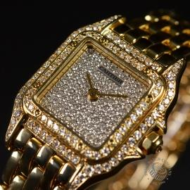 21357S Cartier Panthere 18ct Gold Close2 1