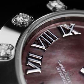 RO22303S Rolex Ladies Pearlmaster Wrist